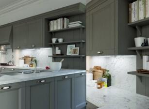 кухня неоклассика 040а