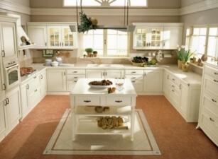 кухня неоклассика 044а