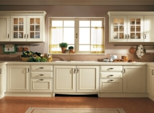 кухня неоклассика 045а