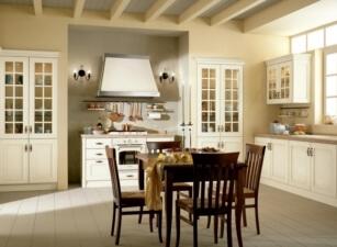 кухня неоклассика 046а
