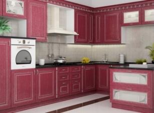 кухня неоклассика 052а