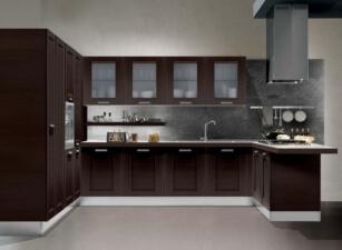 кухня неоклассика 054а