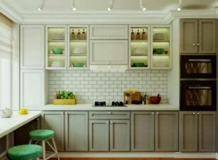 кухня неоклассика 061а