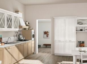 кухня неоклассика 063а