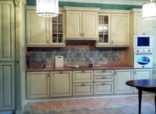 кухня неоклассика 064а