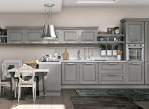 кухня неоклассика 066а