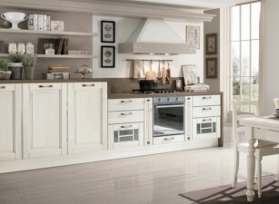 кухня неоклассика 067а