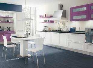 кухня неоклассика 071а
