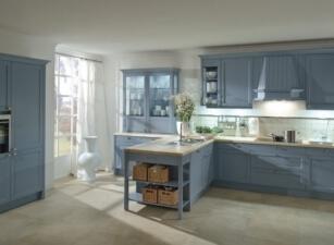 кухня неоклассика 073а