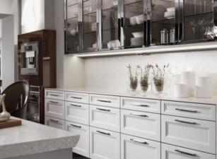 кухня неоклассика 074а
