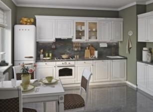 кухня неоклассика 076а