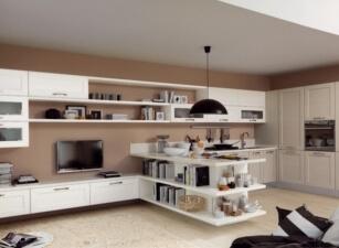 кухня неоклассика 078а