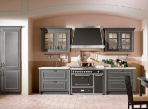 кухня неоклассика 079а