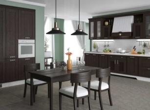 кухня неоклассика 092а