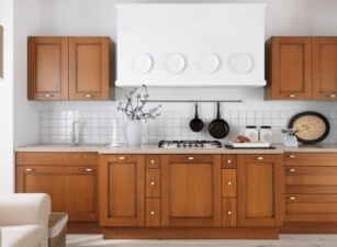 кухня неоклассика 097а