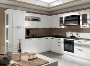 кухня неоклассика 104а