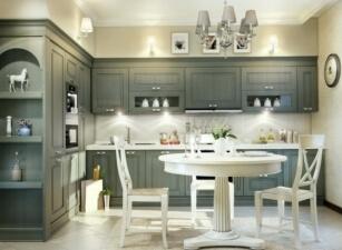 кухня неоклассика 105а