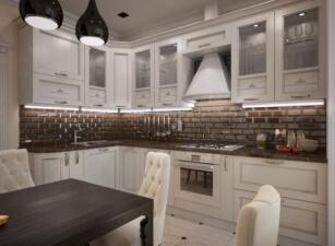 кухня неоклассика 106а