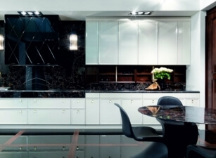 кухня неоклассика 110а