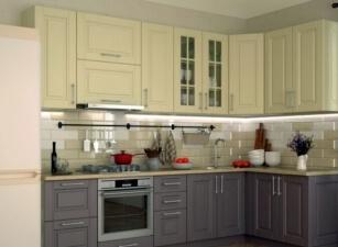 кухня неоклассика 114а