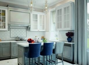 кухня неоклассика 117а
