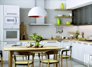 кухня неоклассика 123а