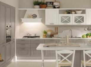 кухня неоклассика 124а