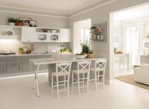 кухня неоклассика 125а