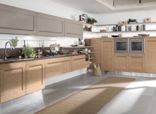 кухня неоклассика 140а