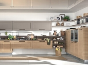 кухня неоклассика 141а