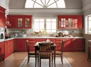 кухня неоклассика 145а