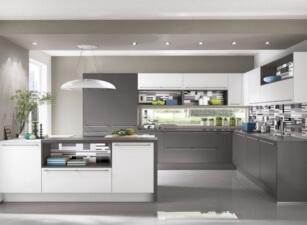 кухня в скандинавском стиле 009а
