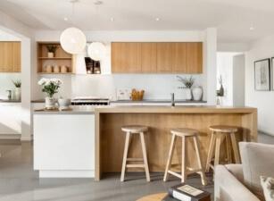 кухня в скандинавском стиле 010а