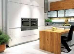 кухня в скандинавском стиле 013а