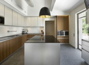 кухня в скандинавском стиле 017а
