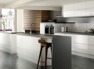 кухня в скандинавском стиле 018а