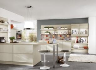 кухня в скандинавском стиле 021а