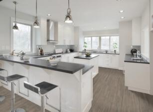 кухня в скандинавском стиле 029а