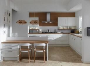 кухня в скандинавском стиле 038а