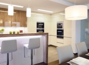 кухня в скандинавском стиле 040а