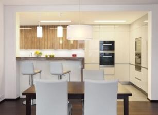 кухня в скандинавском стиле 042а