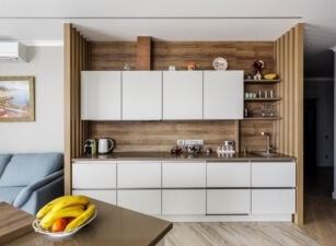 кухня в скандинавском стиле 052а