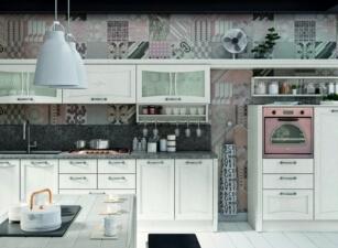 кухня в скандинавском стиле 053а