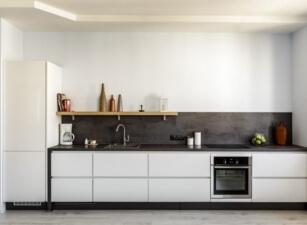 кухня в скандинавском стиле 061а