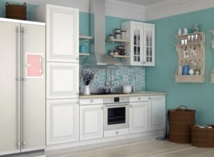 кухня в скандинавском стиле 069а