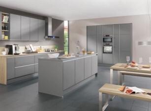 кухня в скандинавском стиле 091а