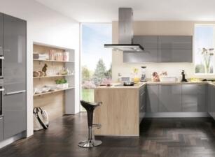 кухня в скандинавском стиле 093а