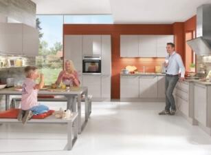 кухня в скандинавском стиле 094а