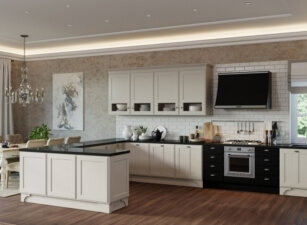кухня в скандинавском стиле 101а