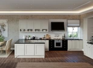 кухня в скандинавском стиле 103а